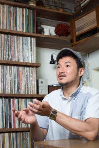 「模型や料理など、ものを作ることが好きでした」と語る松本さん。
