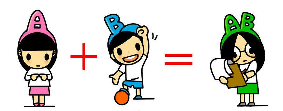 血液型の中で、一番頭が良いといわれているAB型。